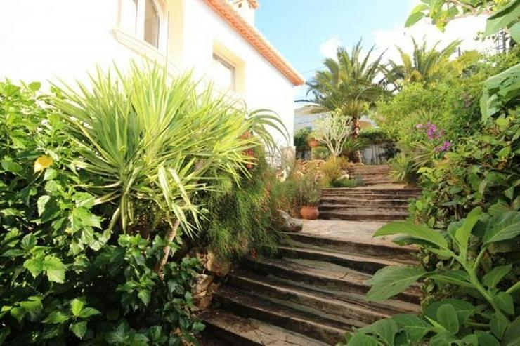 Bild 4: Sehr schönes Villenanwesen in Denia mit Meerblick, Klimaanlage, Pool, BBQ, Jacuzzi, stadt...