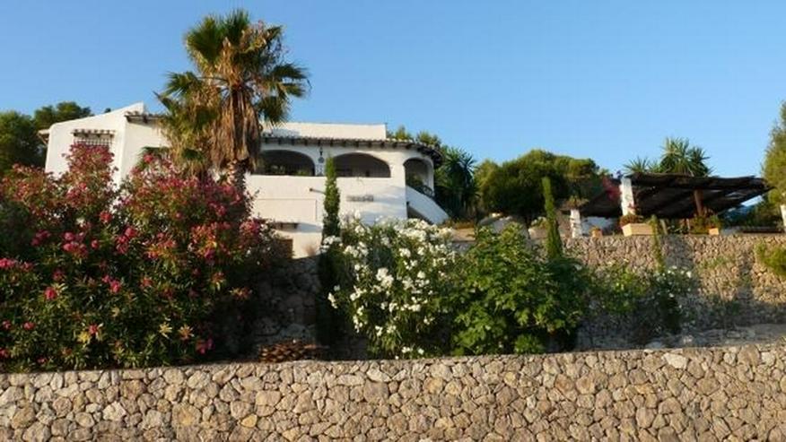 Bild 6: Gepflegte Villa mit Pool und spektakulärer Fernsicht über die Reisfeld bis zum Meer
