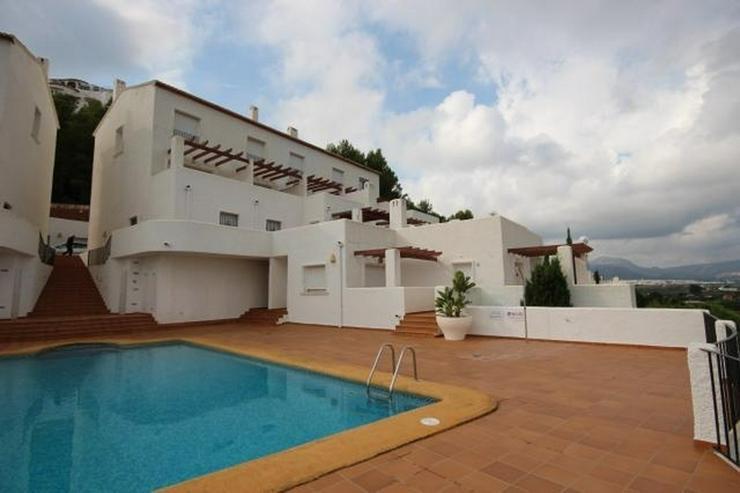 Modernes Apartment mit Panoramablick auf das Meer und eigenem Garten. - Wohnung kaufen - Bild 1