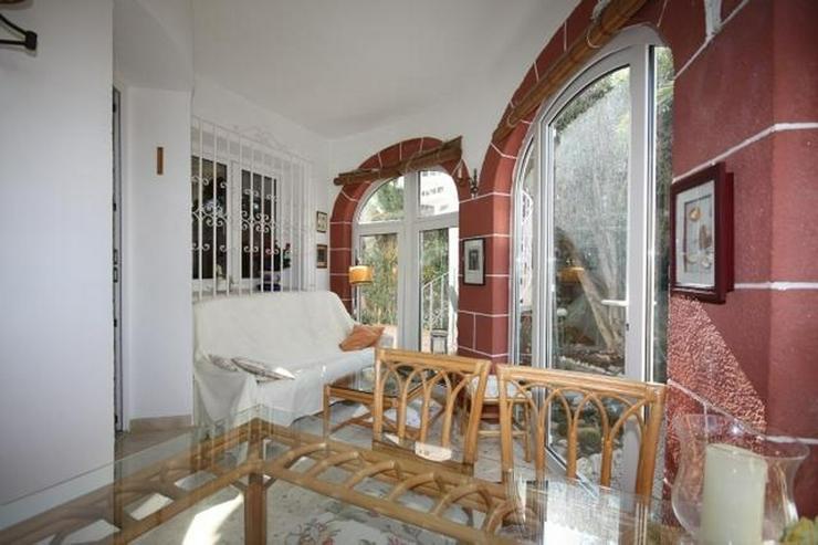 Stadtnahe, sonnenverwöhnte 2 Schlafzimmer Villa in Denia - Haus kaufen - Bild 6
