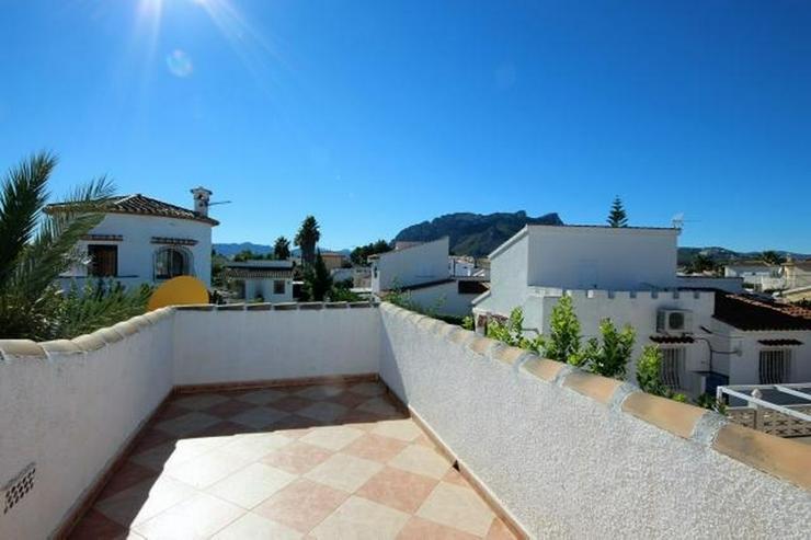 Bild 4: Meeresnahe Villa in Els Poblets, 6 Zimmer, Heizung, Kamin, Klima, Carport, Pool, BBQ