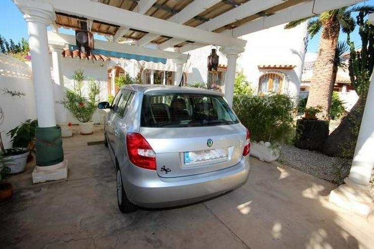 Bild 16: Meeresnahe Villa in Els Poblets, 6 Zimmer, Heizung, Kamin, Klima, Carport, Pool, BBQ