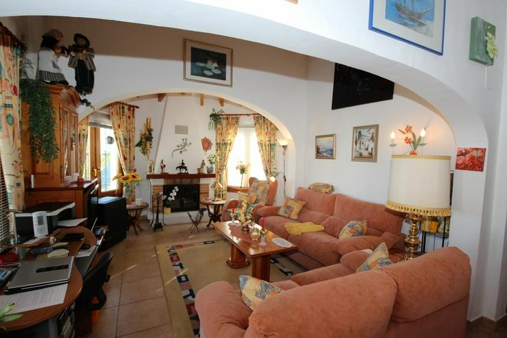 Bild 6: NEU ! Villa am Monte Pego, Meerblick, Bergblick, Panorama, Pool, Whirlpool, BBQ, 3 SZ , WZ...