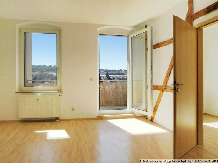 Bild 2: Etagenwohnung mit Südbalkon