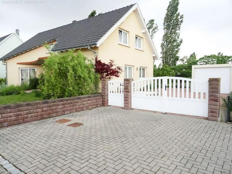 Bild 2: Zwei Generationen Haus im Elsass - 10 Min v/Neuenburg - 20 Min v/Basel