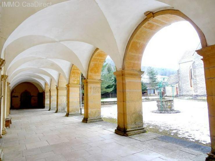 Bild 2: Ehemaliges Kloster in den Vogesen, 160 Km von Basel u. Deutschland