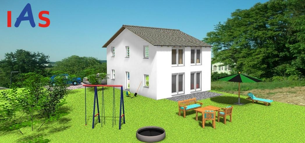 Neubau-EFH: Exklusivität & Flair - Top-moderne DHH in Tegernheim! - Haus kaufen - Bild 1