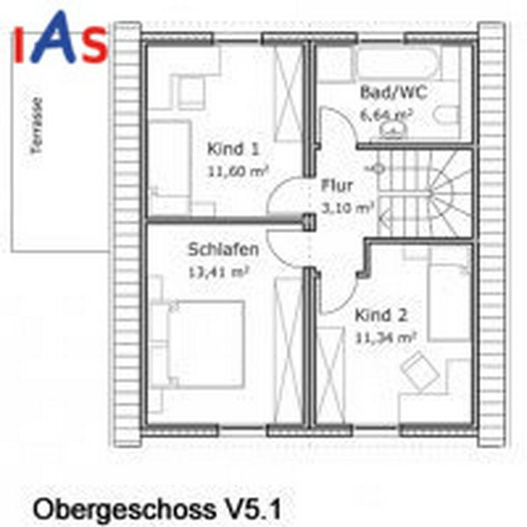 Bild 3: Modernes Einfamilienhaus mit modernster Energietechnik - inklusive sonnigem Grundstück!