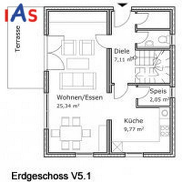 Bild 4: Modernes Einfamilienhaus mit modernster Energietechnik - inklusive sonnigem Grundstück!
