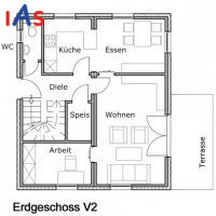Bild 4: Ihr Neubau-Haus der Zukunft in Südhanglage zu verkaufen!