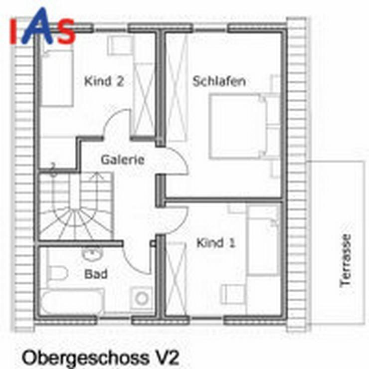 Bild 5: Ihr Neubau-Haus der Zukunft in Südhanglage zu verkaufen!