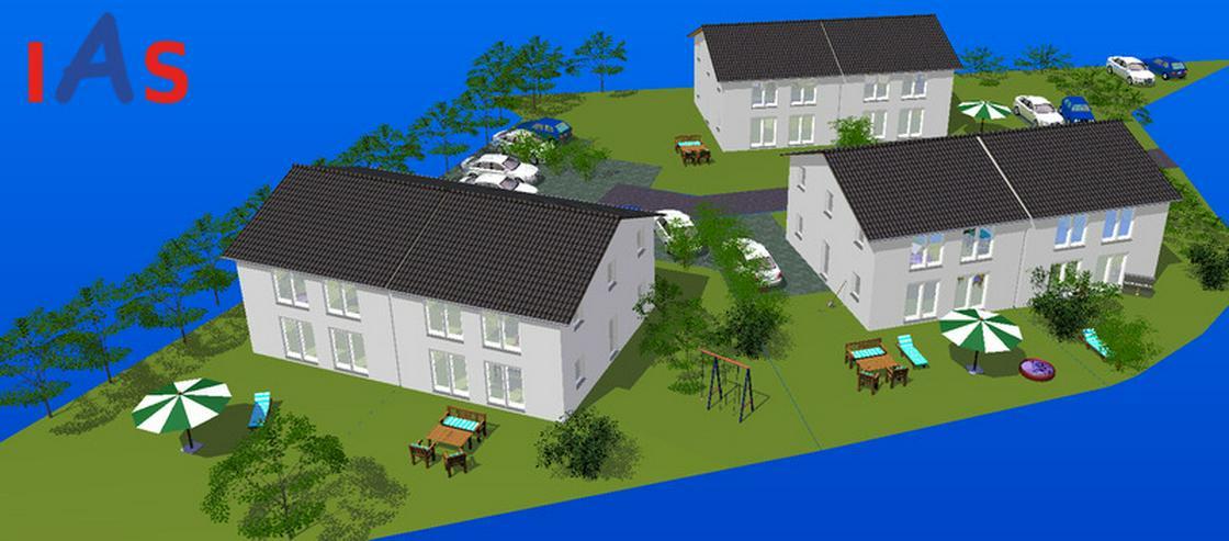 Bild 5: Herrlicher Donaublick Doppelhaus-Neubau in Poikam zu verkaufen!!