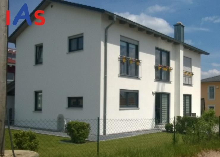 Bild 2: Herrlicher Donaublick Doppelhaus-Neubau in Poikam zu verkaufen!!