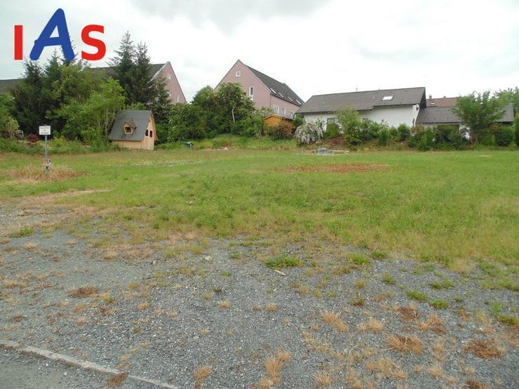 Bild 2: Sonniges Grundstück in Stadtsteinach mit Neubau-Doppelhaus zu verkaufen!