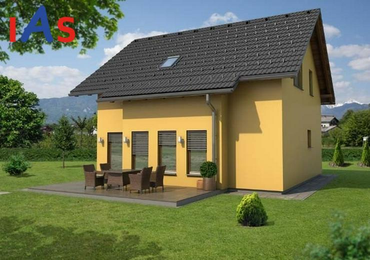 Sonniges Grundstück in Stadtsteinach mit Neubau-Doppelhaus zu verkaufen! - Haus kaufen - Bild 1