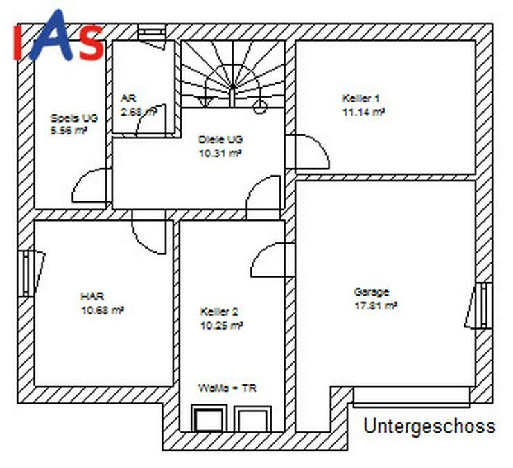 Bild 5: Neubau: Schicke Doppelhaushälfte in 1A-Lage, Baulücke, in Pfaffenhofen a. d. Ilm zu verk...
