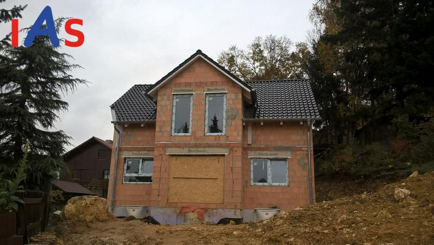 Neubau: Schicke Doppelhaushälfte in 1A-Lage, Baulücke, in Pfaffenhofen a. d. Ilm zu verk... - Haus kaufen - Bild 1