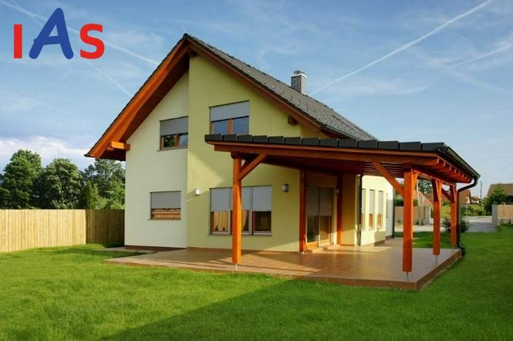 Bild 1: Neubau: Familienhaus in ruhiger Lage nahe Sulzbach-Rosenberg zu verkaufen!