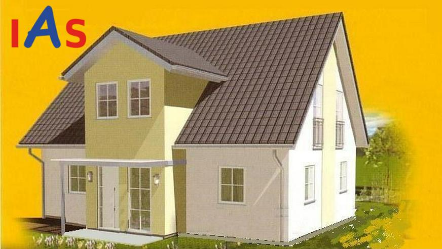 Bild 2: Neubau eines EFH mit Einliegerwohnung und Südhanglage!