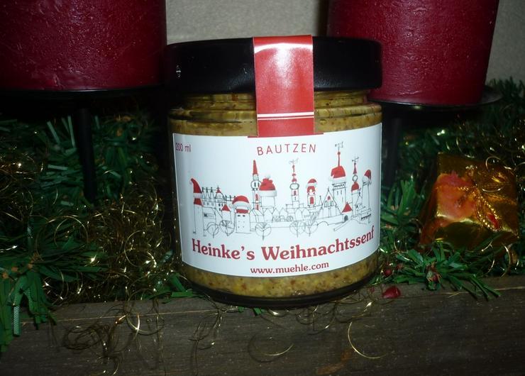 Bautzener Hammermühle Weihnachtssenf
