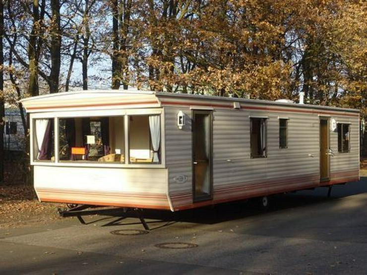Mobilheim Cosalt Capri Super caravan winterfest - Mobilheime & Dauercamping - Bild 1