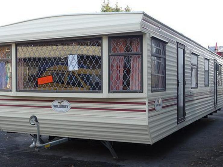 Mobilheim Willerby Leven caravan winterfest - Mobilheime & Dauercamping - Bild 1