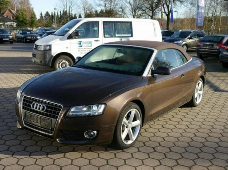 Bild 4: Audi A5 Cabriolet 2.7 TDI DPF Navi Akustikverdeck  Automatik