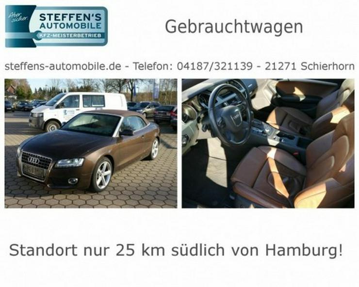 Audi A5 Cabriolet 2.7 TDI DPF Navi Akustikverdeck  Automatik