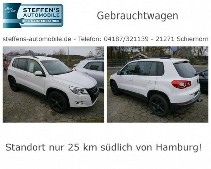 VW Tiguan 2.0 TDI BMT Xenon Klima AHK