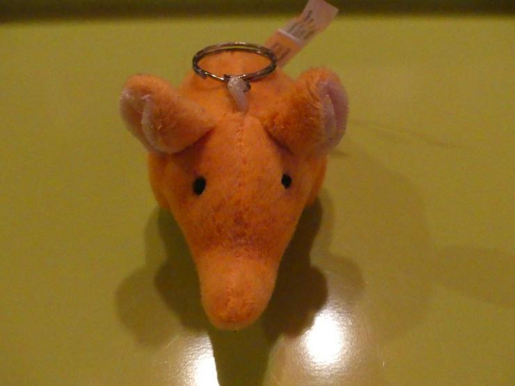 Bild 2: orangener Elefant