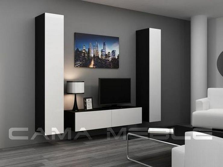 Wohnwand modern klein moderne inspiration for Wohnwand klein