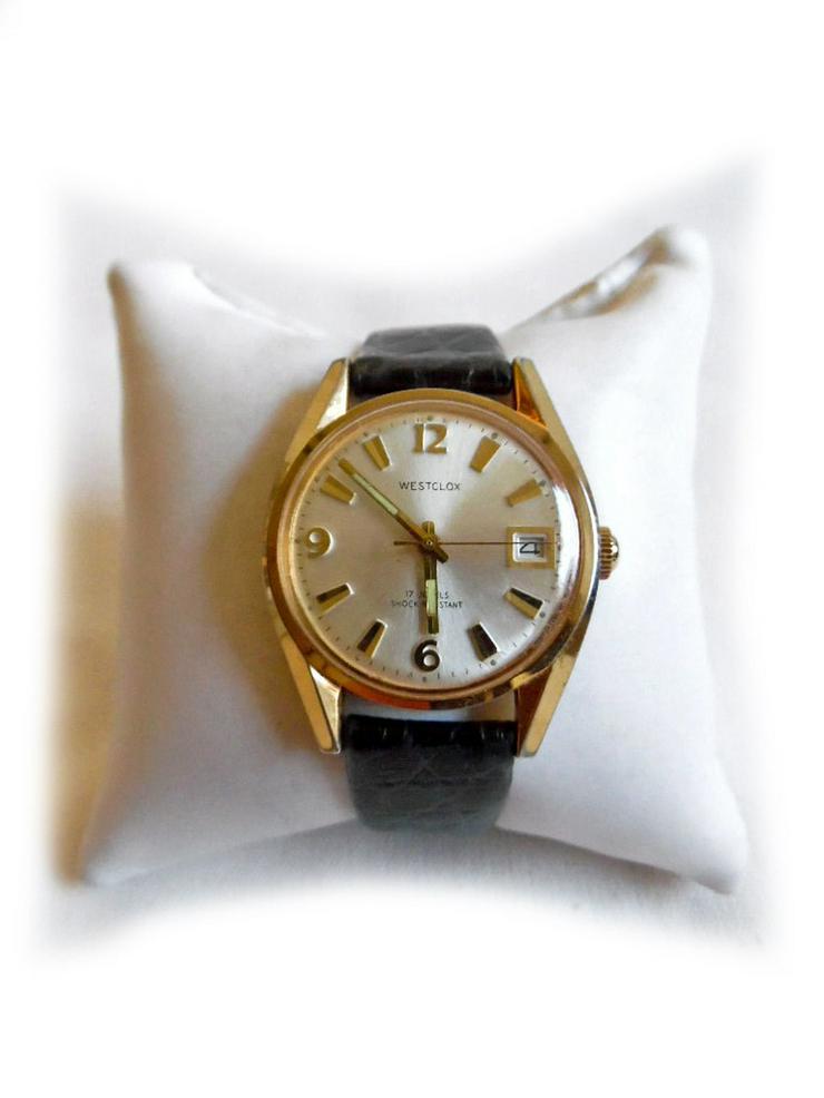 Seltene Armbanduhr von Westclox