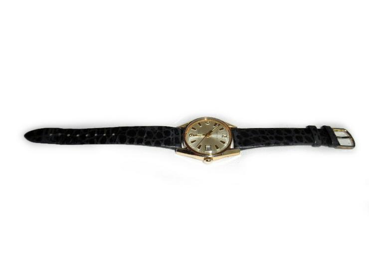 Bild 2: Seltene Armbanduhr von Westclox