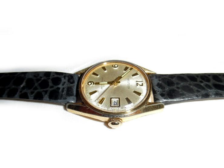 Bild 3: Seltene Armbanduhr von Westclox