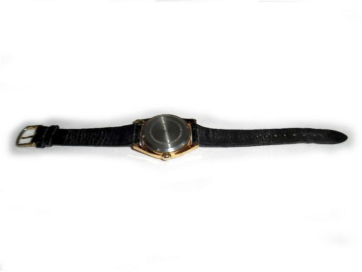 Bild 4: Seltene Armbanduhr von Westclox