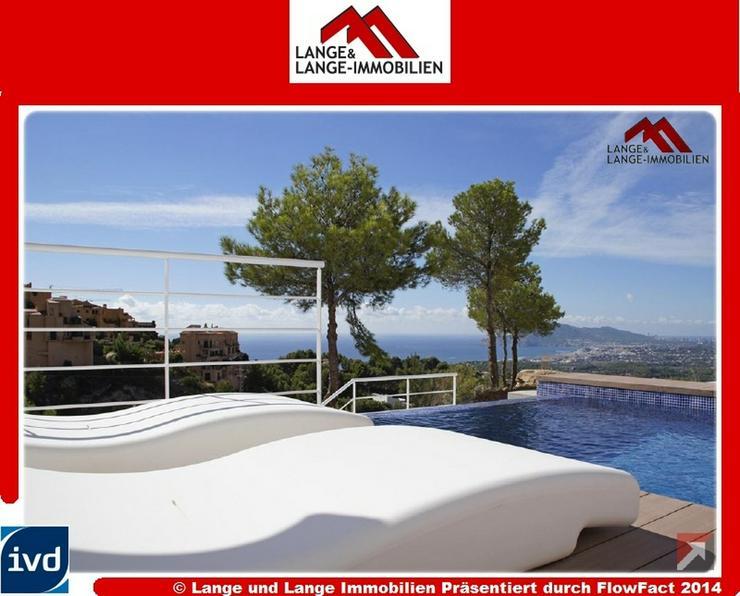 Altea - Neubau Villa mit phantastischem Panorama Meerblick - Altea Azur Residenz - Spanien...