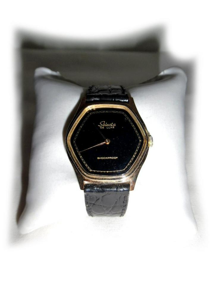 Seltene Armbanduhr von Selecta de Luxe