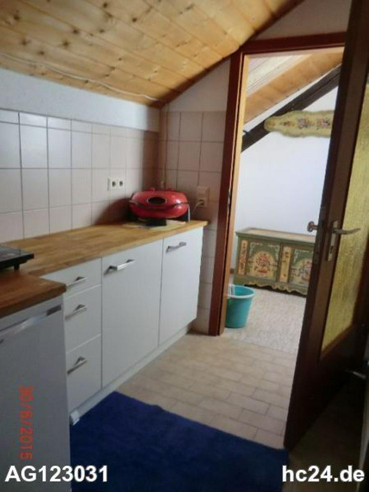 Bild 5: Möblierte Dachgeschosswohnung zentral in Wehr, befristet