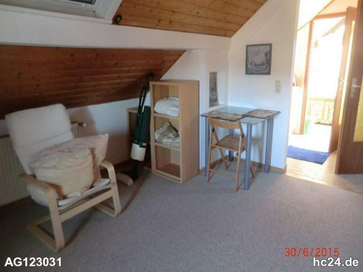 Bild 3: Möblierte Dachgeschosswohnung zentral in Wehr, befristet