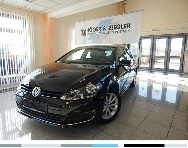 VW Golf VII 1.4 TSI Lounge R-Line 5 J-Garantie Standhzg Climatr. SHZ PDC Bluet. GRA MFL