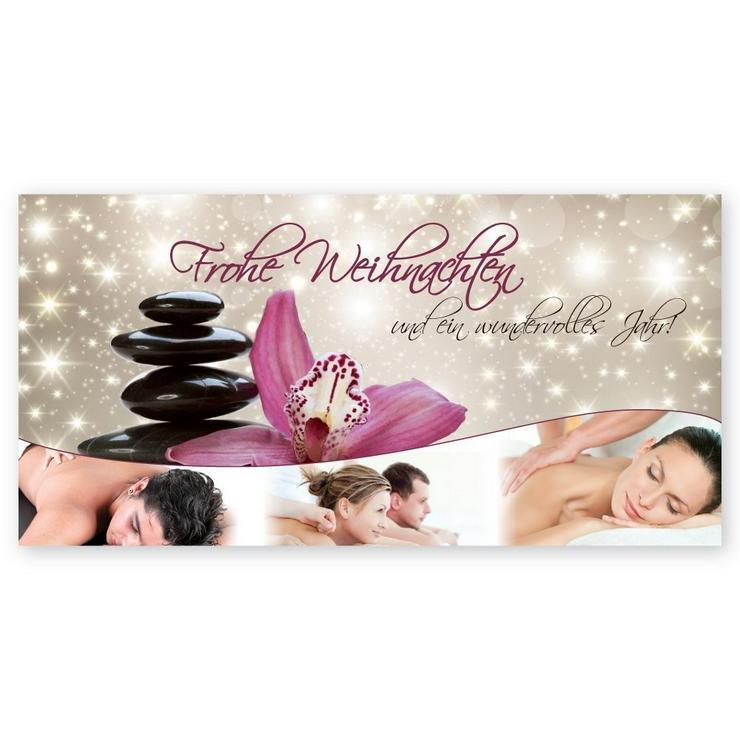Bild 3: Verwöhngütschein mit Geschenkset/ Massage