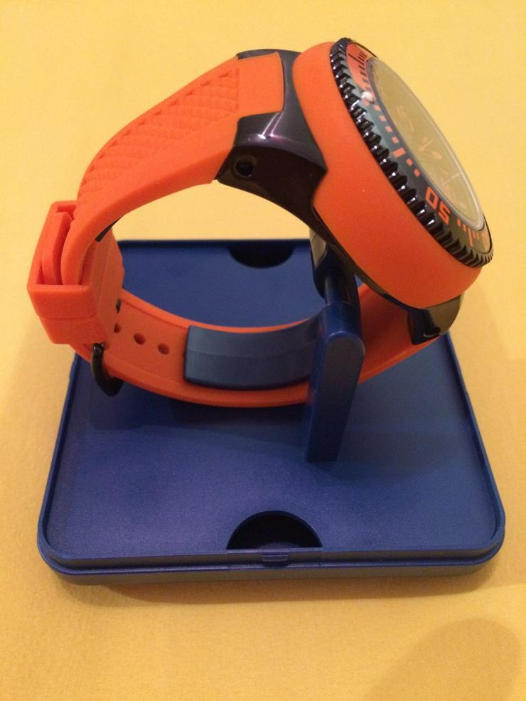 Bild 2: POSEIDON, Black-Pro, Silikon, Orange-schwarz