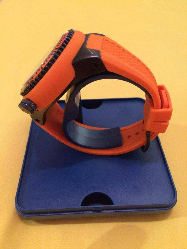 Bild 3: POSEIDON, Black-Pro, Silikon, Orange-schwarz