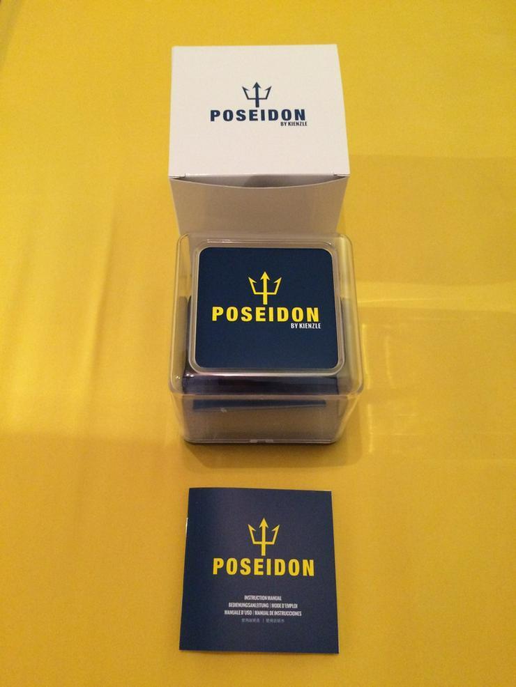 Bild 5: POSEIDON, Black-Pro, Silikon, Orange-schwarz
