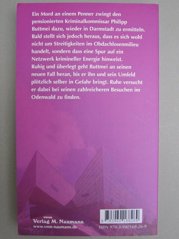 Bild 5: Darmstadt Krimi 8 Stk Kibler Gude Deppert