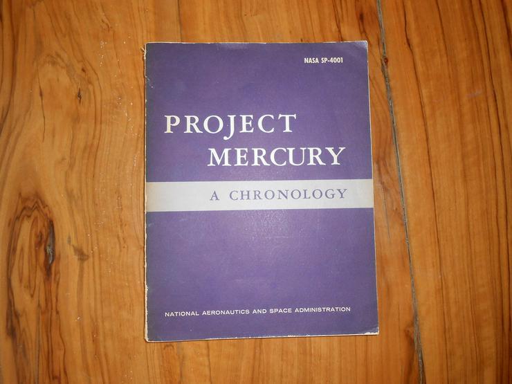 Projekt Mercury der NASA