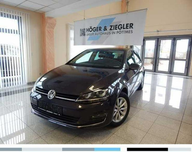 VW Golf VII 1.4 TSI BMT Lounge 5J-Gar. Xenon Climatr. Winterkpl.-Räder Bluet. SHZ PDC