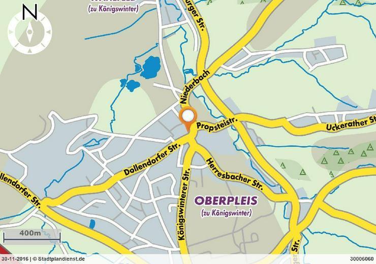 Bild 2: Prominente Lage in Oberpleis - vielseitig nutzbar!