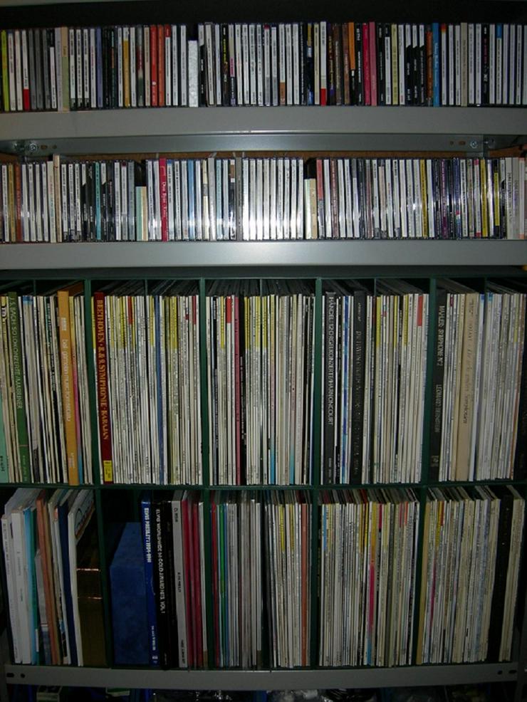 Schallplatten und CDs privat zu verkaufen - LPs & Schallplatten - Bild 1