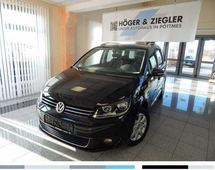 VW Touran 1.6 TDI DPF BMT Life 7-Sitzer Climatronic SHZ PDC MFL GRA abged. Scheiben